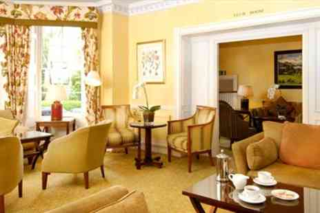 Richmond Gate Hotel - Champagne Afternoon Tea for 2 - Save 53%