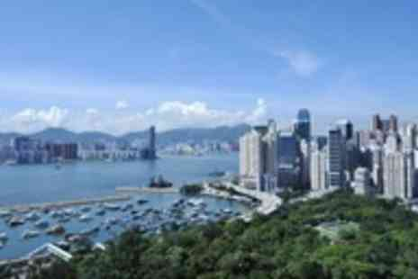 Independent Worldchoice - Three night shopping trip to Hong Kong including flights & accommodation - Save 22%