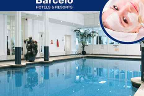 Beauty Rooms & Health Club at Barcelo Buxton Palace Hotel - £25 Spa Day with Choice of Treatment - Save 58%