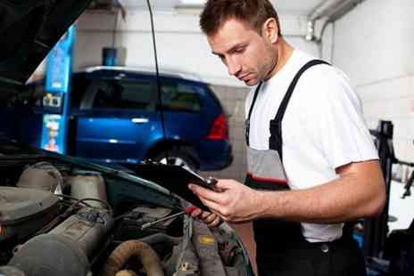 Driving Force - Oil Change MOT Vehicle Inspection and Diagnostic Package - Save 88%