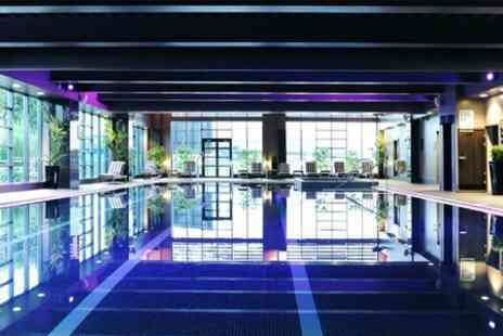 De Vere Village Hotel - Spa Day With Treatments For One  - Save 57%