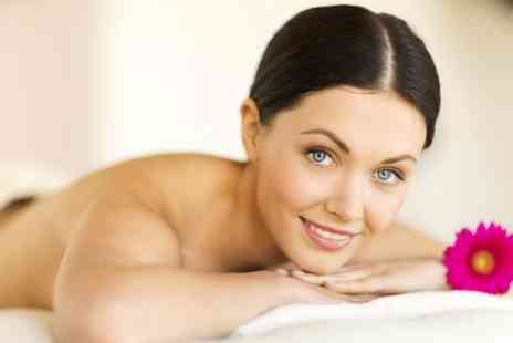 The Beauty Box - Facial With Back Neck and Shoulder Massage - Save 53%