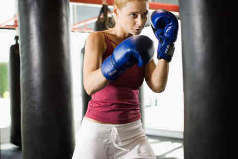 East London Boxing Gym - Four Boxing Fitness Classes - Save 71%