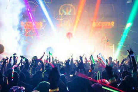 Electric Run - Entry to Electric Run 5K with T Shirt and Glow Kit - Save 47%