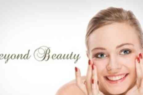 Beyond Beauty - Jessica GELeration Manicure or Pedicure With Environ Facial - Save 65%