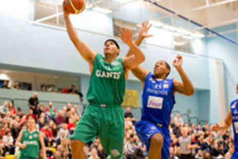Manchester Giants - Adult and Family Tickets for the Manchester Giants - Save 54%