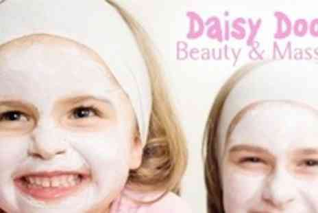 Daisy Doos Beauty & Massage - Childrens Pamper Party For Five - Save 74%