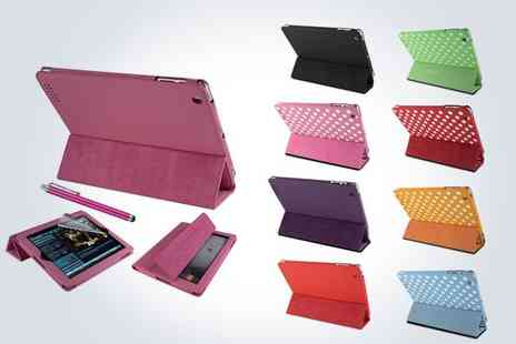 J & S Wholesales - Red case bundle for iPad - Save 50%