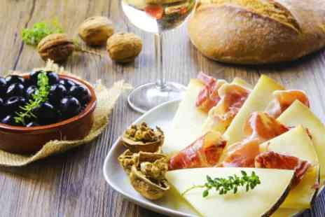 Toast Cafe Bar - Tapas For Two  With Sides and Dessert - Save 61%