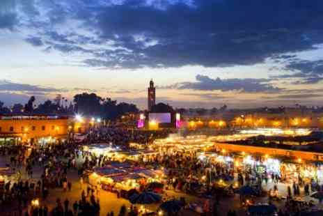Weekender Breaks - Two Nights stay With Flights For Two at Marrakech - Save 50%