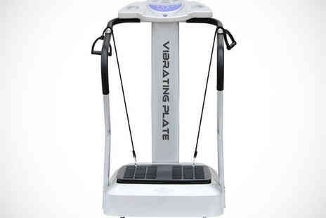 Empire Deals - High Power Vibration Plate with Delivery Included - Save 70%