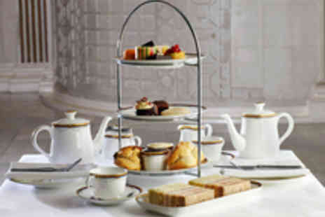 The Waldorf Hilton - Afternoon tea for two people - Save 52%