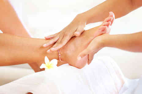 Hypnotherapy Centre - Online Reflexology Course - Save 88%