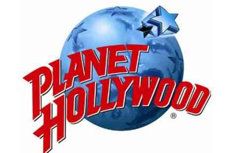 Planet Hollywood - Pay £10 for £20 worth of food at Planet Hollywood - Save 50%