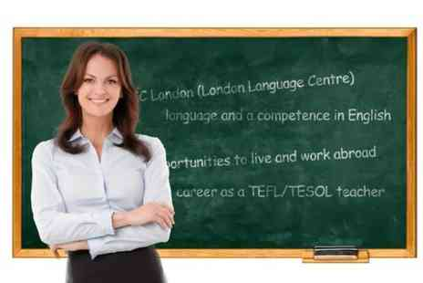IC London - Ten Week TEFL Course - Save 83%
