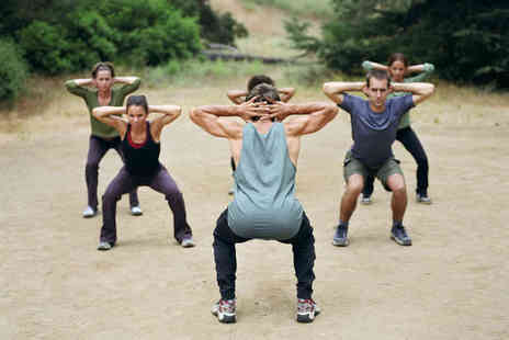 Body Active P F S - Month Long Adult Bootcamp - Save 70%
