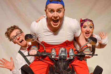 Gerry Cottle's Turbo Circus - Ticket to Gerry Cottles Turbo Circus for One  - Save 57%
