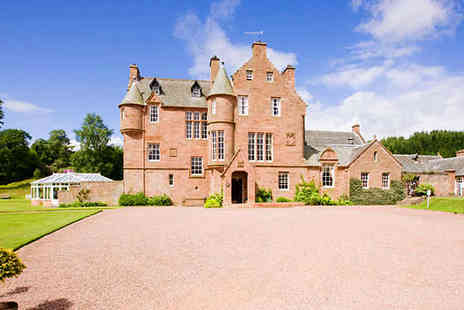 Cringletie House Hotel - Explore the Borders from an Elegant Scottish Castle - Save 50%