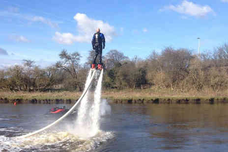 Flyboard Fun - 20 minute flyboarding experience - Save 27%