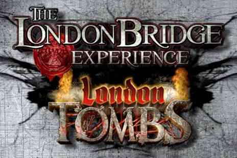 The London Bridge Experience - Entry to both attractions - Save 50%