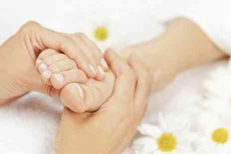 Naturalaser - Three Sessions of IPL Fungal Nail Treatment - Save 51%