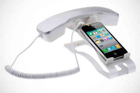 Bazaared - Retro Handset for Mobile Phones - Save 51%