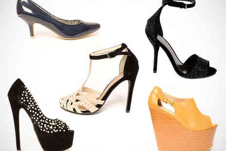 iKRUSH - Ladies Shoes in Choice of Style - Save 63%