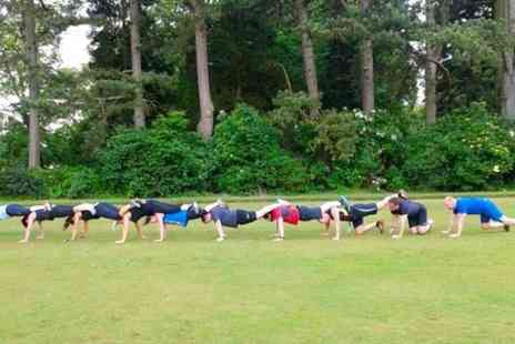 Military Fitness Group - One Month of Boot Camp Sessions  - Save 66%