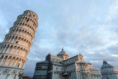Crystal Travel - Two night Pisa break including flights - Save 34%