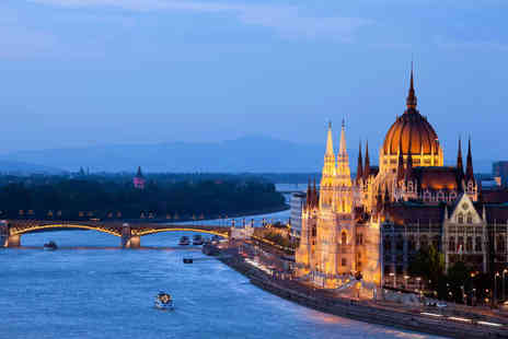 Weekender Breaks - Two Night Flight Inclusive Budapest Break for Two  - Save 50%