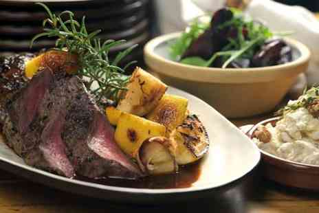 The Hare & Hounds - Sunday Roast and Ice Cream For Two  - Save 50%
