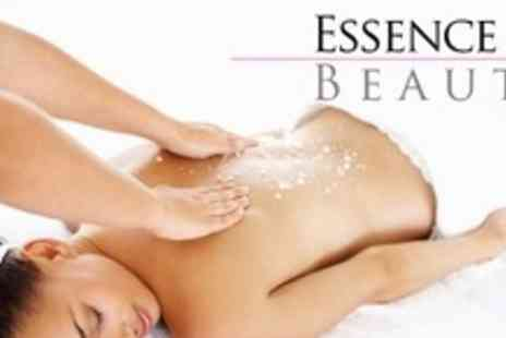 Essence of Beauty - Choice of Body Wrap Plus Full Body Scrub and Facial - Save 71%