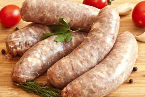 The Northumberland Sausage Company - Sausage Making Class for One - Save 79%