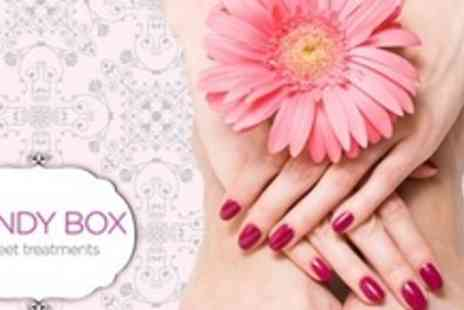 Candy Box - Bio Gel Sculpture Manicure and Luxury Pedicure - Save 73%