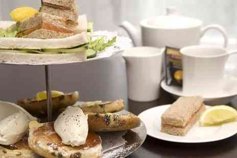 The Little Coffee House - Afternoon Tea For Two  - Save 55%