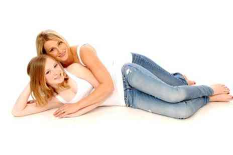 Images Unlimited - Mother and Daughter Makeover Photoshoot  - Save 92%