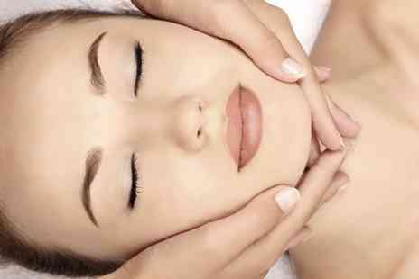 Orchid Beauty - Microdermabrasion Massage and Eye Package  - Save 57%