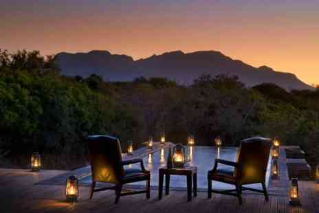 The Vuyani Safari Lodge - Five Nights Stay With Meals and Transfers For Two - Save 49%