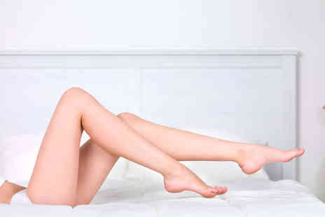 His & Hers Beauty Clinic - Six Sessions of Laser Hair Removal on One - Save 93%