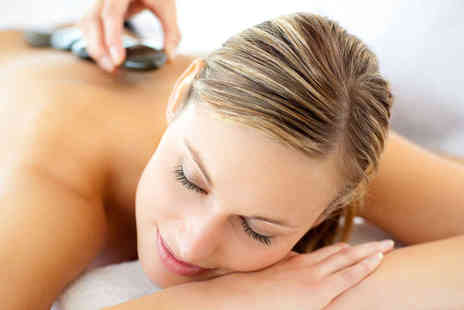 Tranquility - Pamper Package Including Your Choice of Aroma Bliss Hot Stone Massage or Aroma Facial - Save 55%