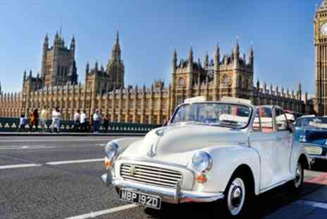 Classic City Tours -  Private Tour of London for up to 3 - Save 54%