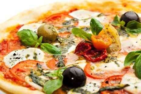 The Sidings - Pizza Pasta or Moussaka For Two  - Save 52%