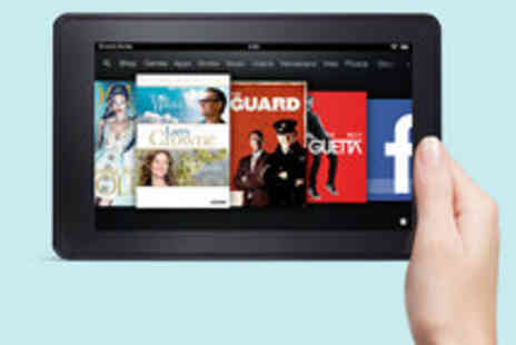 Amazon Media EU SARL - Free Voucher for  Certified Refurbished Kindle Fire - Save 100%