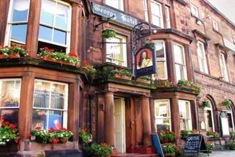 George Hotel - Penrith Stay with Treats, Meals & Upgrade - Save 54%