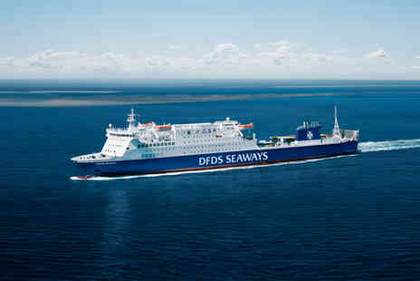 DFDS Seaways - Two night room only Harwich to Esbjerg mini cruise for two people - Save 47%