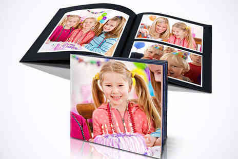 Photo Deals UK - Personalised Photo Book - Save 83%
