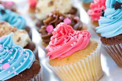 Deelicious Nazishs Kitchen - Box of Cupcakes or Macarons - Save 58%