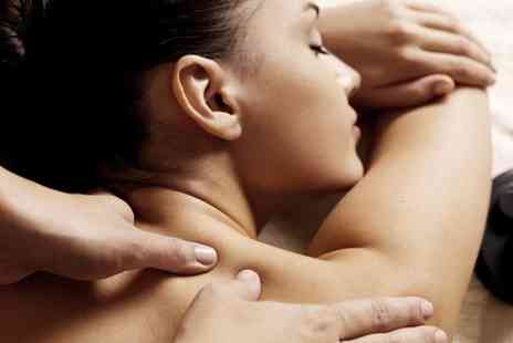 M J Therapy - One Hour Massage - Save 50%