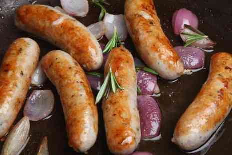 Northumberland Sausage Company - Sausage making class - Save 50%