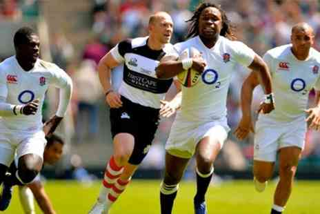International Sports Investments - Adult Rugby Union Ticket - Save 12%
